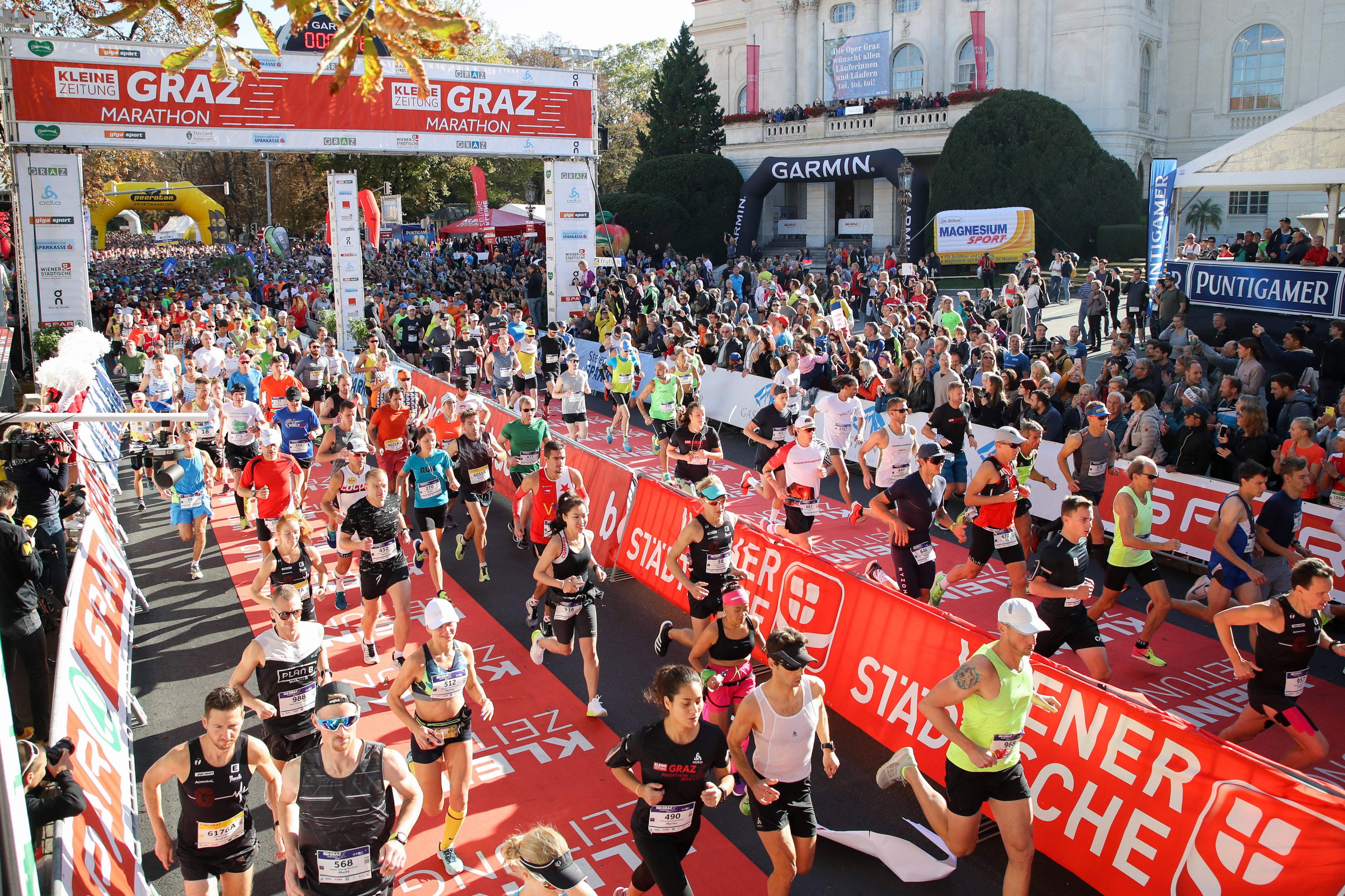 Graz Marathon 2021